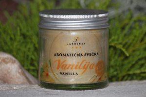 aromaticna svecka vanilija