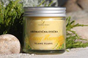 aromaticna svecka Ilang Ilang